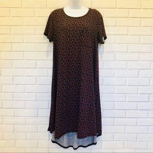 LuLaRoe • Short Sleeve High-Low Swing Dress